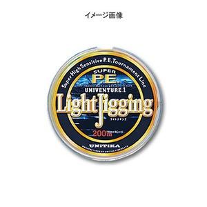 ユニチカ(UNITIKA) ユニベンチャー1ライトジギング 0.6号/8lb
