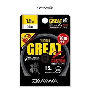 ダイワ(Daiwa) Tグレイト Z-カスタム 1.25-70 4690842 磯用その他