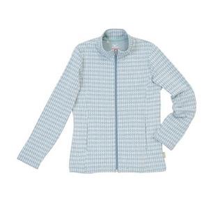 ミズノ(MIZUNO) ブレスサーモ アーガイルシャツ Women's A58SW02032 レディース長袖シャツ