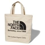 THE NORTH FACE(ザ・ノースフェイス) TNF ORGANIC COTTON TOTE(TNF オーガニック コットン トート) NM81908 トートバッグ