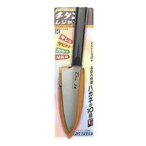 FOREVER(フォーエバー) チタンレジャー 130 ケース付 LFT-13 シースナイフ