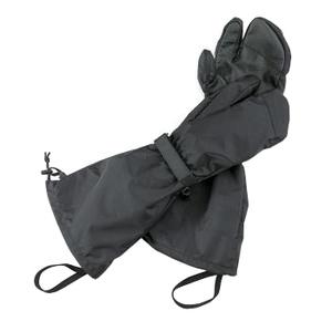 イスカ(ISUKA) ウェザーテック オーバーミトン フリー ブラック 239101