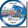 東レインターナショナル(TORAY) ソラローム トラウトリアルファイターフロロ 2LB