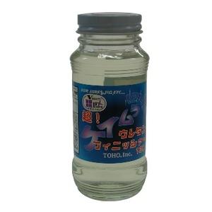 東邦産業 超!ケイムラ ウレタンフィニッシャー130 0217 コーティング剤