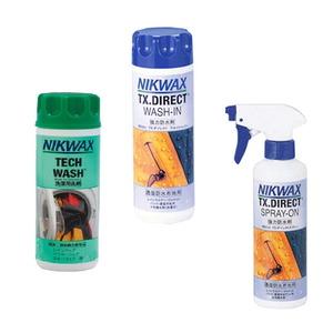 ニクワックス ニクワックス よく使う3点セット 防水スプレー&ワックス