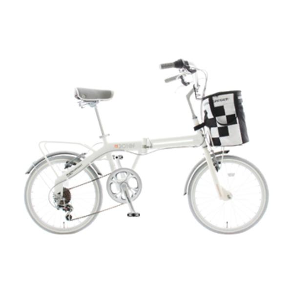 ドッペルギャンガー(DOPPELGANGER) 301 @f 301 20インチ変速付き折りたたみ自転車