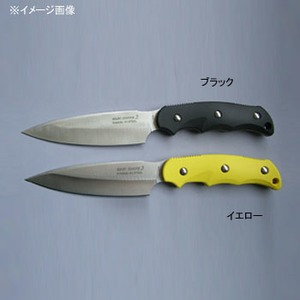 ニューサビナイフ3 (ガットフック無)  ブラック