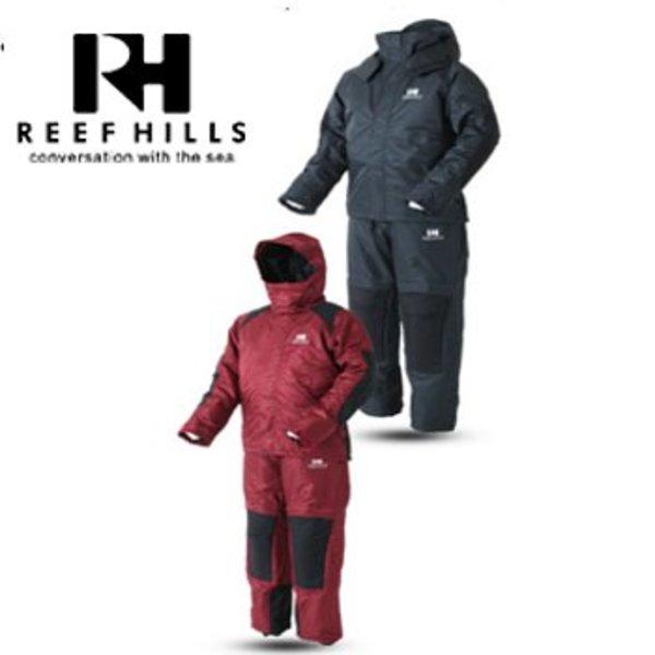 リバレイ レッドレーベル RHウインタースーツ 7100 防寒レインスーツ(上下)