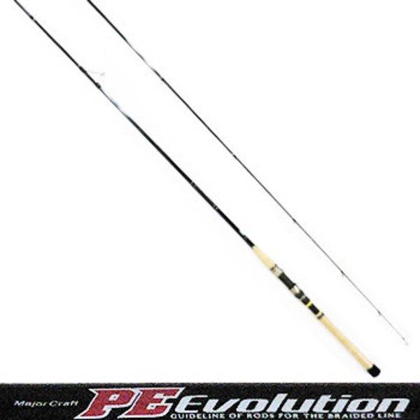 メジャークラフト PEエボリューション PE-762L 8フィート未満