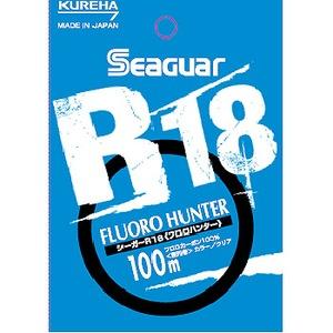 クレハ(KUREHA) シーガー R18フロロハンター 100m オールラウンドフロロライン