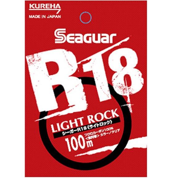 クレハ(KUREHA) シーガー R18ライトロック 100m ライトゲーム用フロロライン