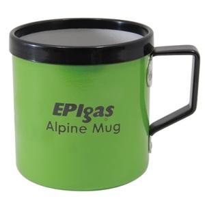 EPI(イーピーアイ) アルパインマグカップM グリーン C-5123