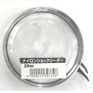 ヤマトヨテグス(YAMATOYO) オリジナル ナイロンショックリーダー 20mX2 25lb クリア