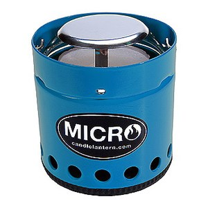 UCO(ユーコ) マイクロキャンドルランタン ブルー B-LTN-STD