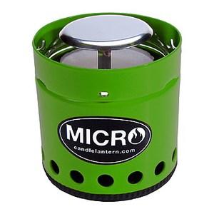 UCO(ユーコ) マイクロキャンドルランタン グリーン B-LTN-STD
