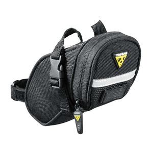 TOPEAK(トピーク) エアロ ウェッジ パック (ストラップ マウント) マイクロ サイズ マイクロ ブラック BAG21900