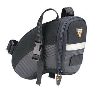 TOPEAK(トピーク) エアロ ウェッジ パック (ストラップ マウント) Sサイズ S ブラック BAG21901