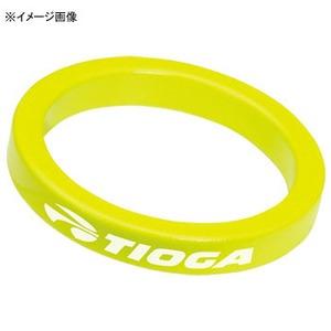 TIOGA(タイオガ) HDW02104 アルミ スペーサー 20mm レモングリーン