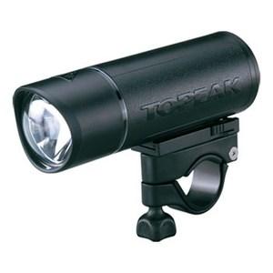 20%OFF <ナチュラム> topeak(トピーク) ホワイトライト HP 1W-AA ブラック LPF07700