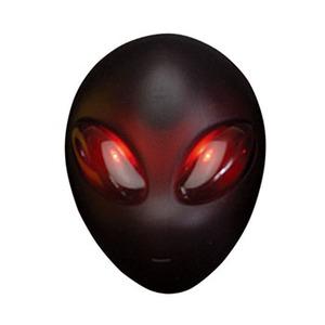 TOPEAK(トピーク) エイリアンルクス ブラック ボディ×レッド LED LPT04000