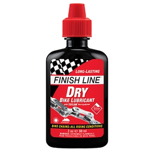 フィニッシュライン(FINISH LINE) ドライテフロンルーブ TOS07000 チェーン・ギアオイル(潤滑剤)