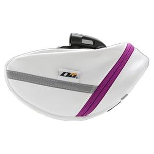 LOTUS TECHNOLOGY GEAR(ロータステクノロジーギア) GINAサドルバッグ S ホワイトxパープル Y-9327