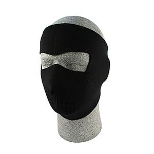 アウトドア&フィッシング ナチュラムZAN(ザン) ネオプレン フェイスマスク (フルタイプ) ブラック WNFM114