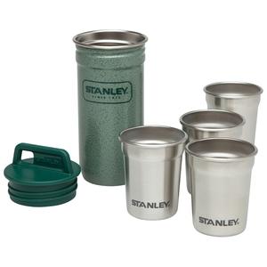 STANLEY(スタンレー) Adventure Shot Glass Set アドベンチャーショットグラスセット 01705-011 ステンレス製ボトル