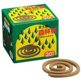 児玉兄弟商会(コダマ) 森林香(黄色)30巻入り 01106 防虫、殺虫用品
