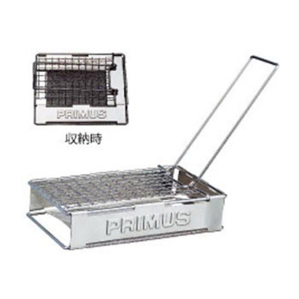 PRIMUS(プリムス) フォールディングトースター II型 IP-9222F クッキングアクセサリー