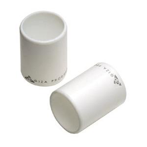 GIZA PRODUCTS(ギザプロダクツ) バーテープ ストッパー 34mm ホワイト YHB00201