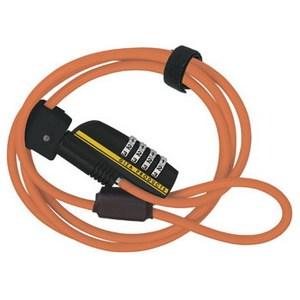 GIZA PRODUCTS(ギザプロダクツ) RL522 ダブル ループ コンビネーション ロック オレンジxブラック LKW15305