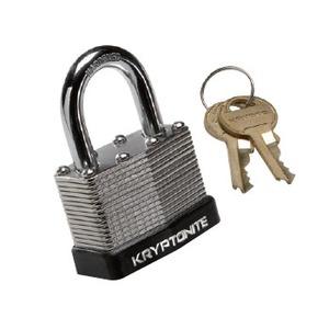 KRYPTONITE(クリプトナイト) スチール パッドロック シルバー LKW14800