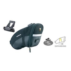 TOPEAK(トピーク) エアロ ウェッジ パック(クイッククリック)Lサイズ L ブラック BAG25503