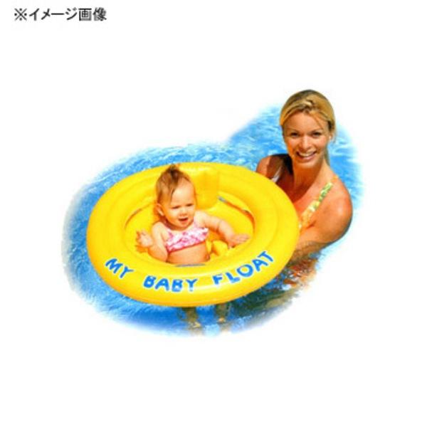 INTEX(インテックス) マイベビーフロート 浮き輪 幼児/赤ちゃん #56575 ビーチ・プール用品