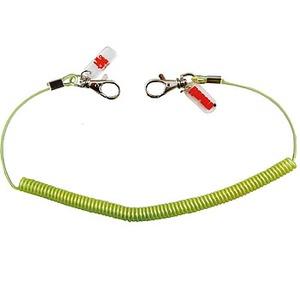 Rapala(ラパラ) ロープ リーシュ カラーコード WLCL-YL