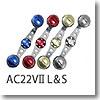 パーツ:AC22II L ゴールド