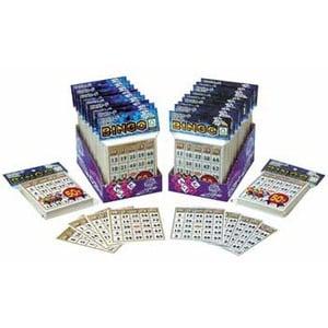 【送料無料】エーワン ノーブランド ビンゴゲーム カード50 No.53617