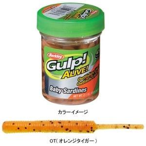 ガルプ!アライブ ベビーサーディン 2インチ オレンジタイガー