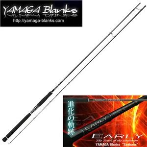 YAMAGA Blanks(ヤマガブランクス) EARLY(アーリー)108XMLRF