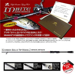 TICT(ティクト) INBITE IB73-CS