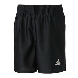adidas(アディダス) BASIC ゲームショーツ KID's 130 342371(ブラックxホワイト) X5757