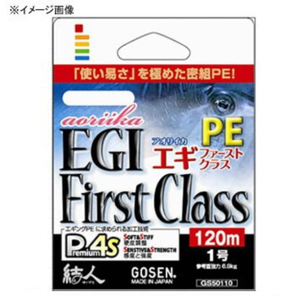 ゴーセン(GOSEN) アオリイカエギファーストクラス GS50106 エギング用PEライン