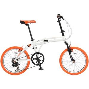 ドッペルギャンガー(DOPPELGANGER) 215 Barbarous(バーバラス) 【20インチ 折りたたみ自転車】 215 20インチ変速付き折りたたみ自転車