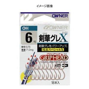 オーナー針 OH剣華グレX 8号 13156