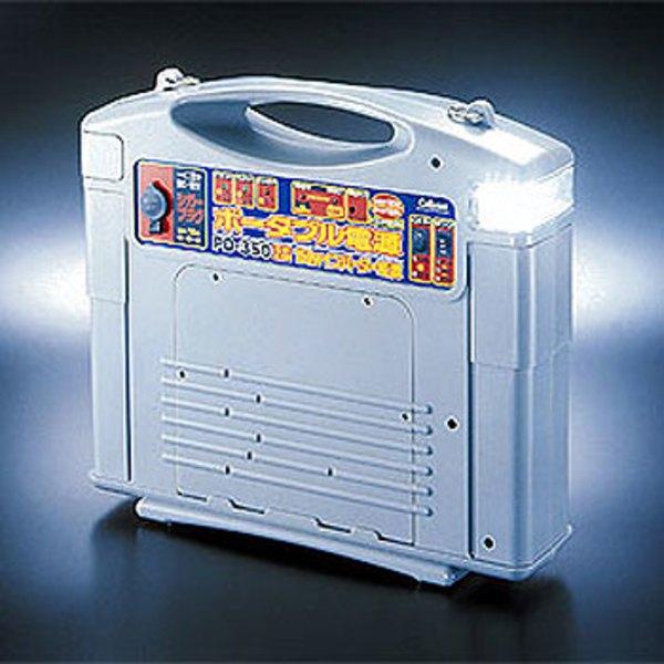 セルスター ポータブル電源 PD-350 PD-350 インバーター・コンバーター