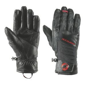 【送料無料】MAMMUT(マムート) Guide Work Glove 6 0001(black) 1090-02430