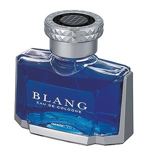 カーメイト(CAR MATE) 液体芳香消臭剤 ブラング リュクス ブルー ホワイトムスク 140ml ブルー L201