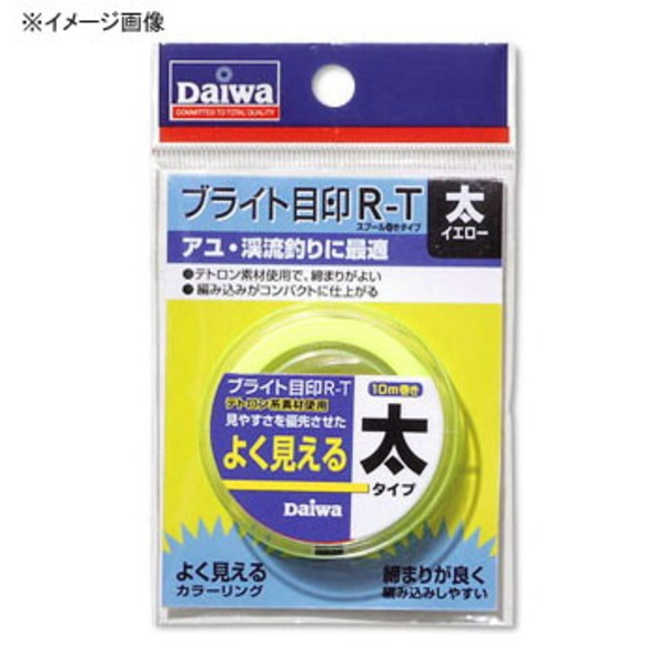 ダイワ(Daiwa) 快適ブライト目印RT 太 07102827 鮎・渓流仕掛け