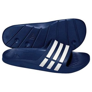 【送料無料】adidas(アディダス) デュラモ SLD 7/25.5cm ニューネイビーxホワイトxニューネイビー AJP-G15892
